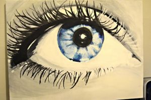 Eye. (Finished!!! :D) by onlyjess
