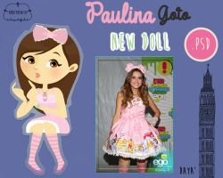 Doll Paulina Goto by AbbeyDenith