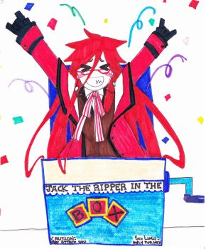 grell in the box by kksh1