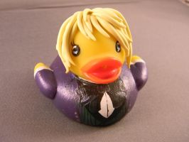 Alois Trancy Duck by spongekitty
