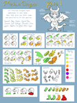 Precious Dragons guide 1 by IzaPug