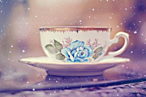 Winter tea by *EliseEnchanted