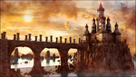 Fantasy Castle by MarcMons007