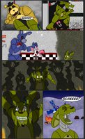 Spring-trapped #41 - They Rise by RuneVix