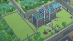 Crystal Prep Academy in Bird's Eye View. by KaijuATTACK877