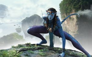 Avatar Neytiri HD by ryk