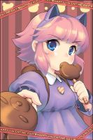 league of legend annie by dakun87