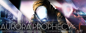 The Aurora Prophecy | Promotional Banner by modsoft
