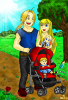 Happy Family.. by FMA-PL