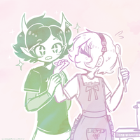 Cooking by Rain-Ame