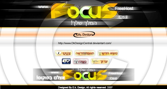 FOCUS forum by DkDesignCentral