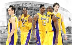New Era, New Lakers by lisong24kobe