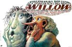 Willow - Polish Movie Poster by ColinMartinPWherman