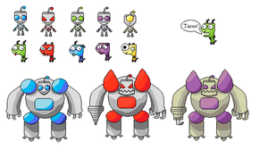GIR or SIR Unit Ideas by zoodude254