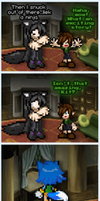 [ACDD MMD-verse Comic] Distracted Pt. 1 by TheKitsuneAlchemist