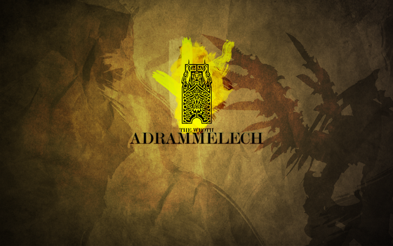 Adrammelech the Wroth by paridox