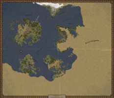The World of Ragorth by Kaloith