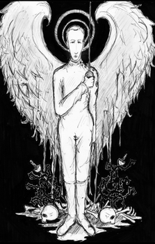 The Archangel of Victory by zombie-cat-Shizui