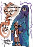 """Warzone Women """"Middle East"""" by DonnaBarr"""