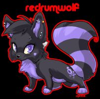 trade: redrumwolf by thekitty
