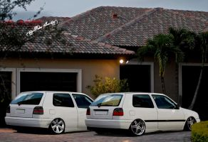 VW's Golf Street by PedroIvoAlonso