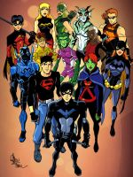Young Side of Justice by outsiderinbrianza