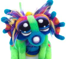 Rainbow Julip Dragon by Tanglewood-Thicket