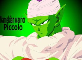 Namekian warrior Piccolo :3 by Mifang