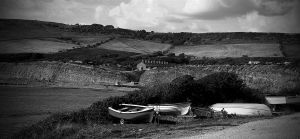 other side of Kimmeridge.. by awjay