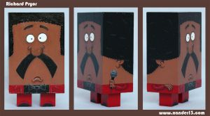 Richard Pryor by xanderthurteen