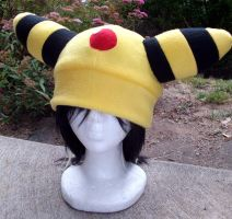 Ampharos Hat by Chochomaru