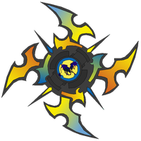 Beyblade: Fijiro Silili Design Concept by Hughesation