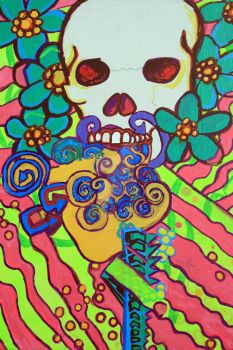 Grateful Dead by accebere
