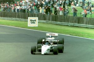 P. Streiff | Derek Warwick (Great Britain 1987) by F1-history