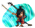 kubo two strings by embercl