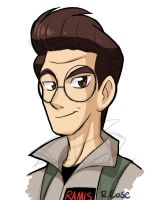 Harold Ramis by rongs1234