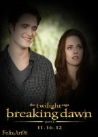 BDP2 Bella and Edward Forever by fillesu96