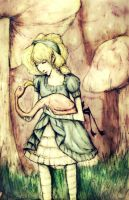 Alice In Wonderland by Friendermen