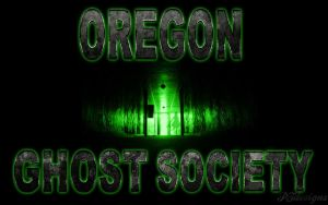 Oregon Ghost Society Logo by PTdesigns