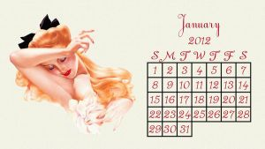 January 2012 by yorksensation