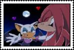 knuxouge stamp by AllytheWolffy98