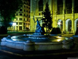 Children's fountain IV. by 5haman0id