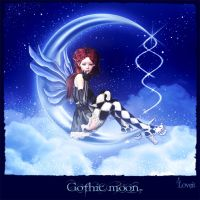 Gothic moon.. by Loveit