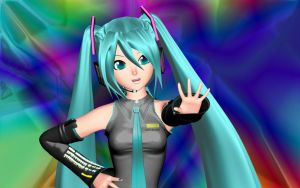 Hatsune Miku Revamps by Primantis