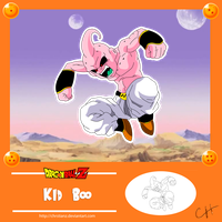 Kid Boo Vector (CH) by ChrstianZ