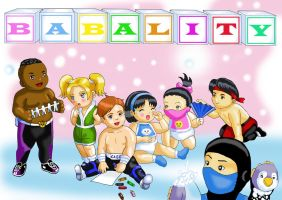 Babality by Ryoga-rg