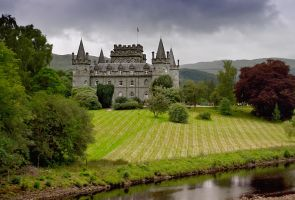 Inveraray Castle by EvranOzturk