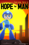 Even now, there is hope for man by SelanPike