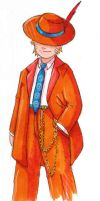 Zoot Suit Naruto by agra19