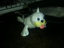 Seel Papercraft Pose 1 by Sabi996